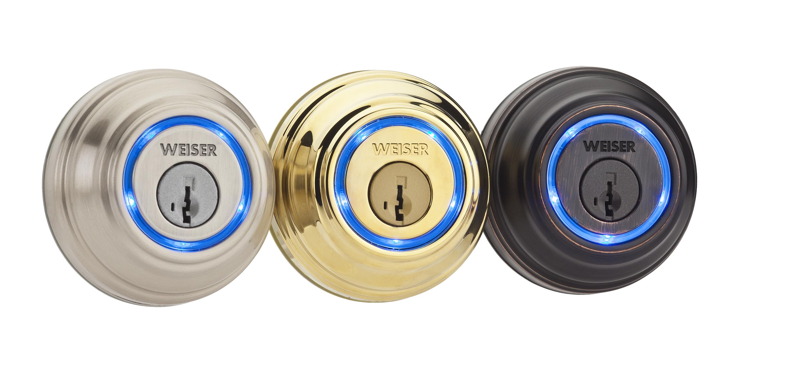 Weiser S Unikey Powered Kevo Smart Door Lock Comes To