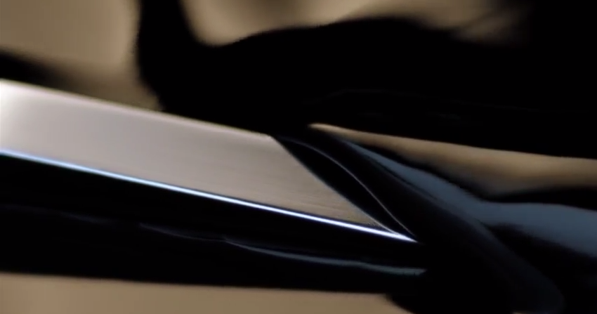 "New Samsung Galaxy S6 teaser says the ""borders will disappear"" and ""metals will flow"""