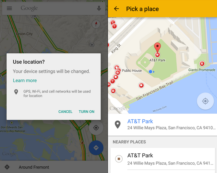 Google Play Services update brings improvements to location