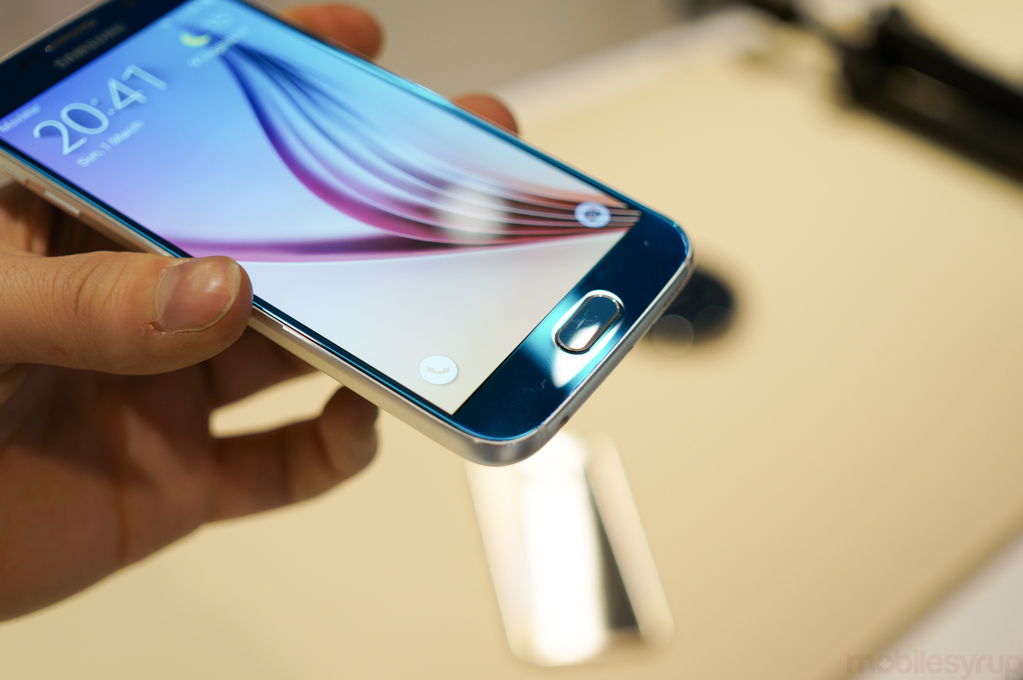 Galaxy S6 hands-on