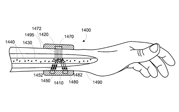 Google patent filing suggests company is working on wearable for cancer detection