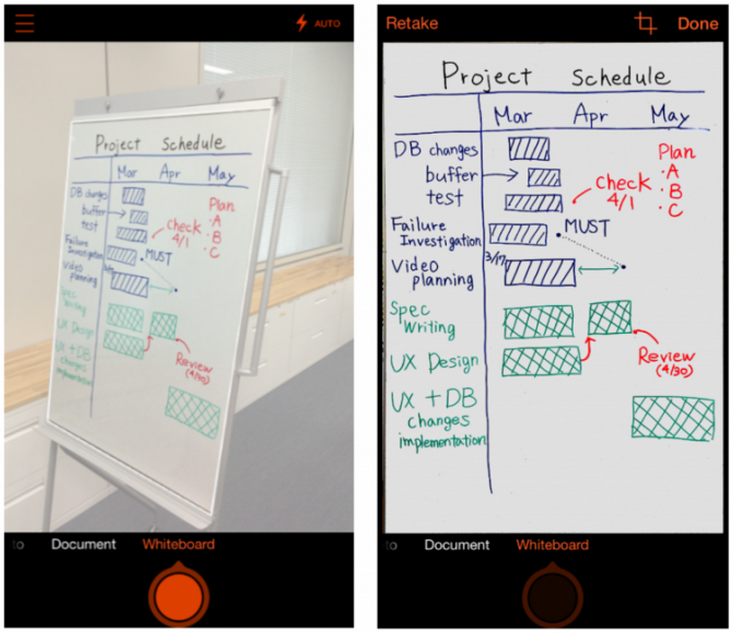 Microsoft Office Lens Comes To IPhone And Android