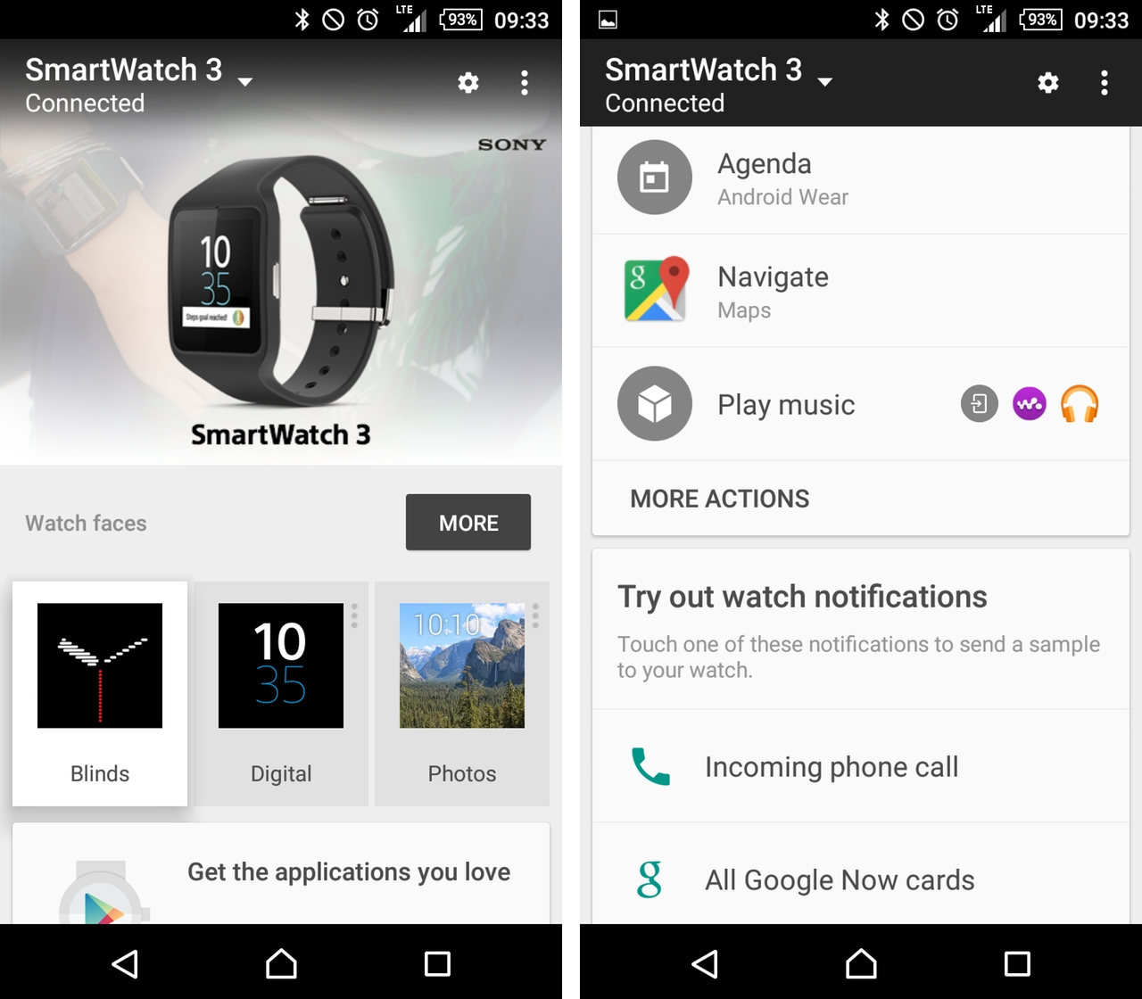 Android Wear app now lets you pair two watches on the same phone