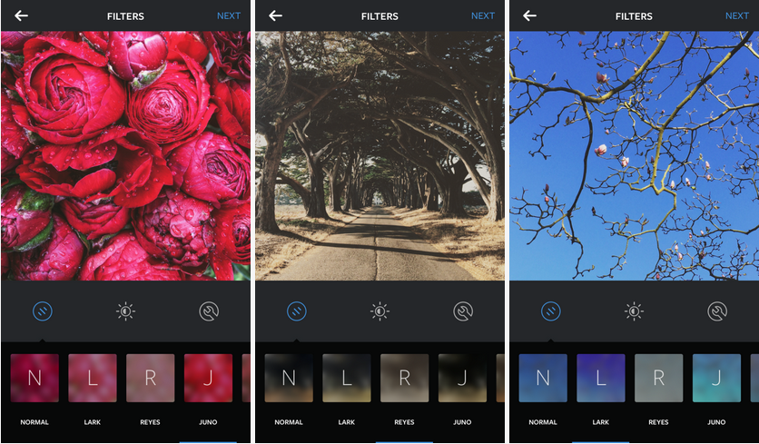 Instagram unveils three new filters, adds emoji support in hashtags