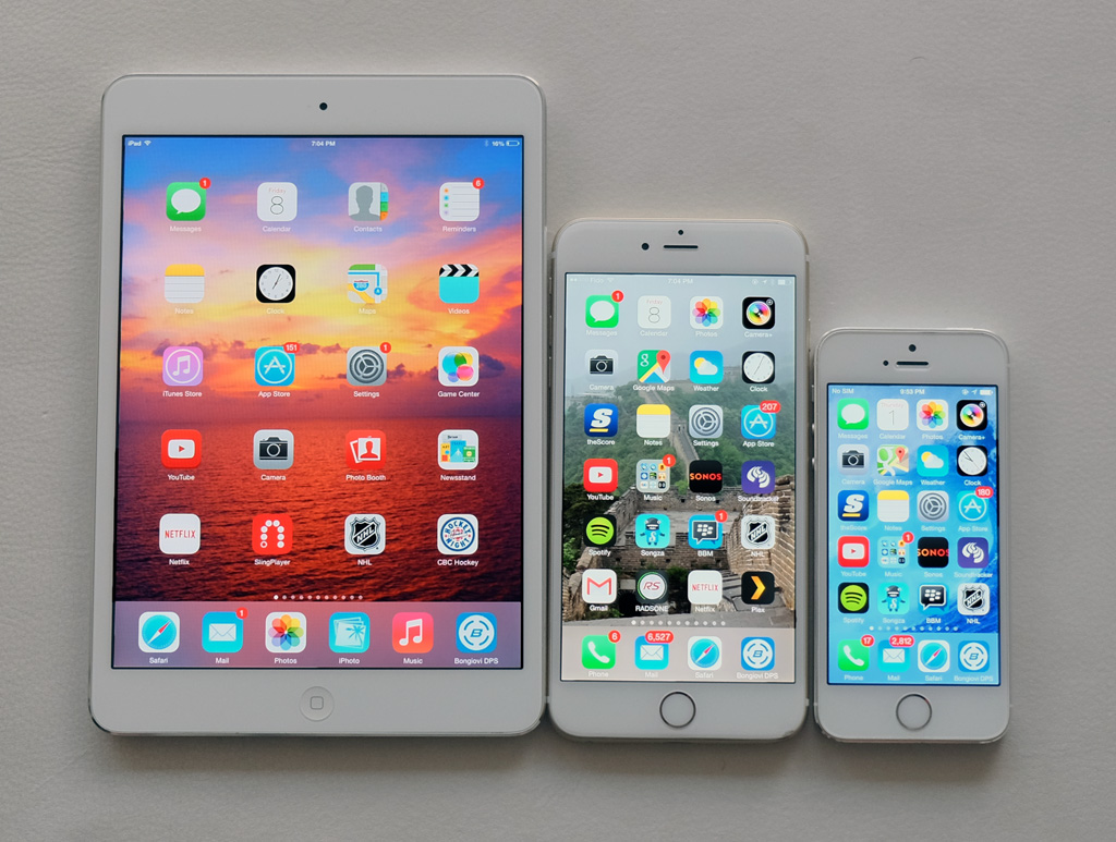 6 Plus with 5s and mini_1