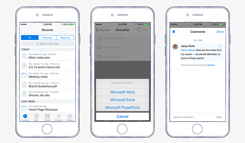 Dropbox iOS 3.9