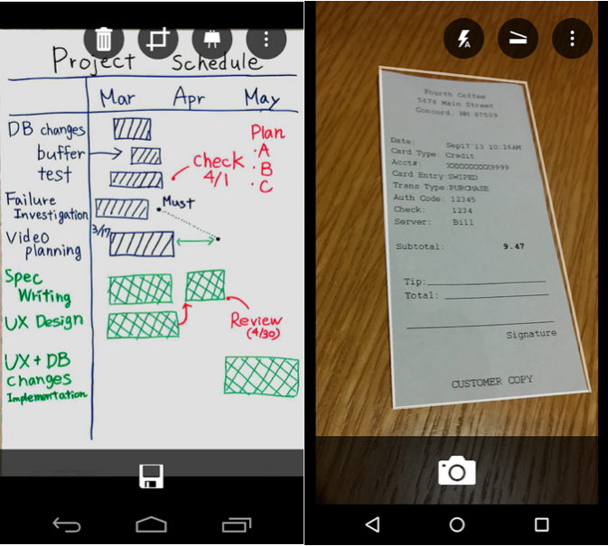 Microsoft Office Lens now available to Android users ...