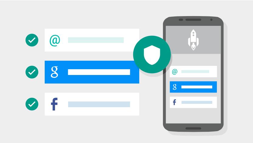 Smart Lock for Passwords
