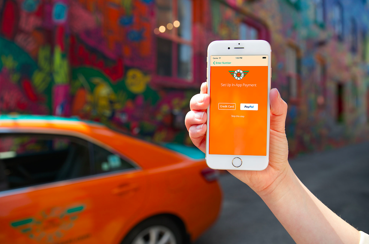 Beck Taxi rolls out mobile payments for Android, iOS and BlackBerry
