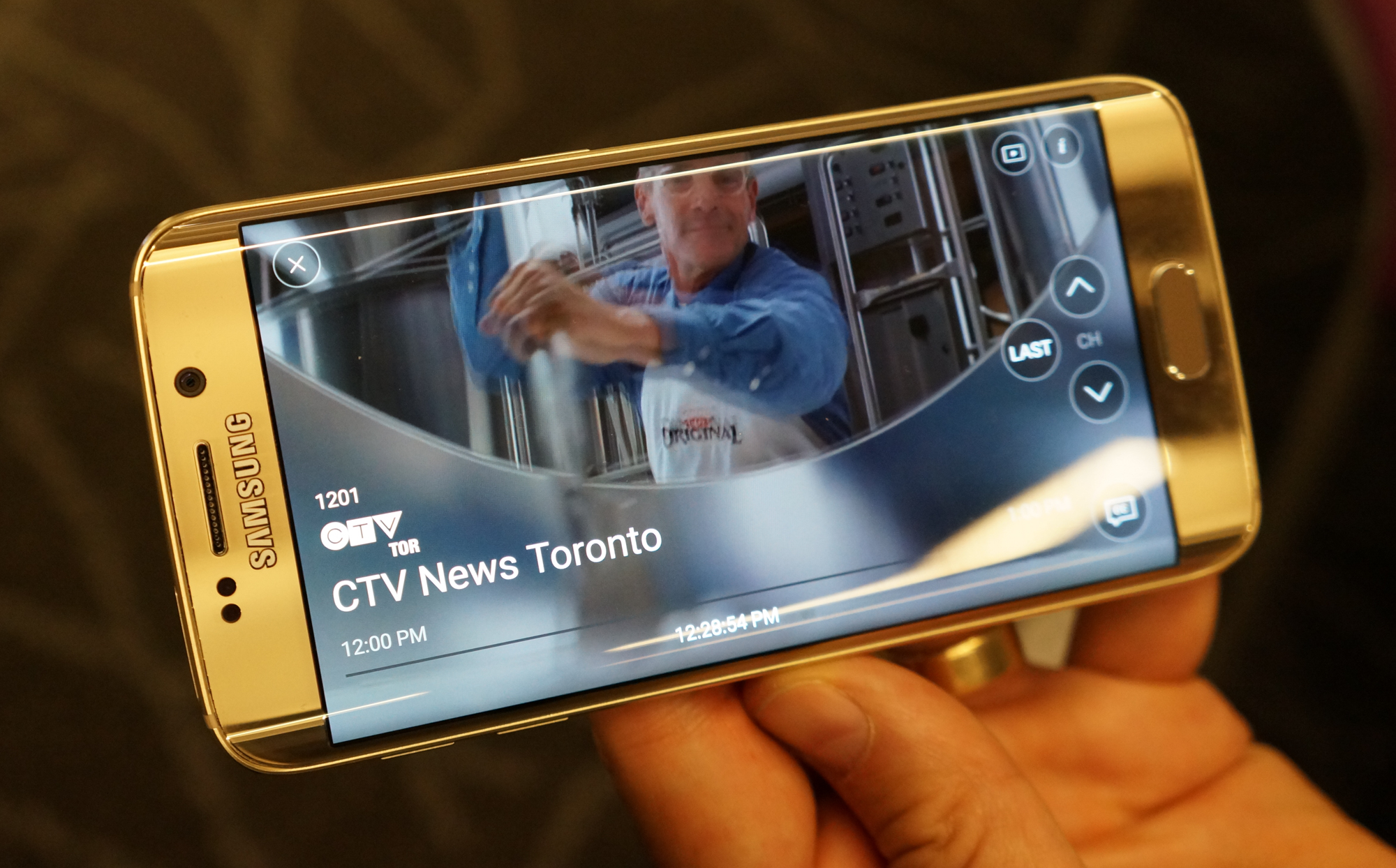 Bell aims to turn tablet into television with new Fibe TV