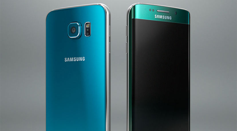 Samsung Launches The Galaxy S6 In Blue Topaz And Galaxy S6