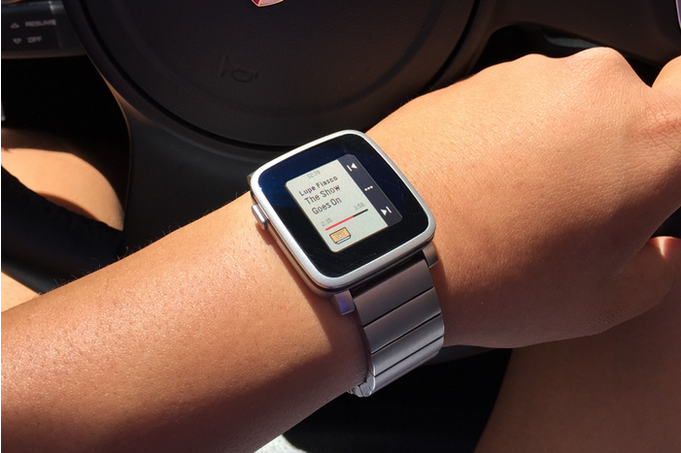 Pebble time: The Smartwatch can be pre-ordered now