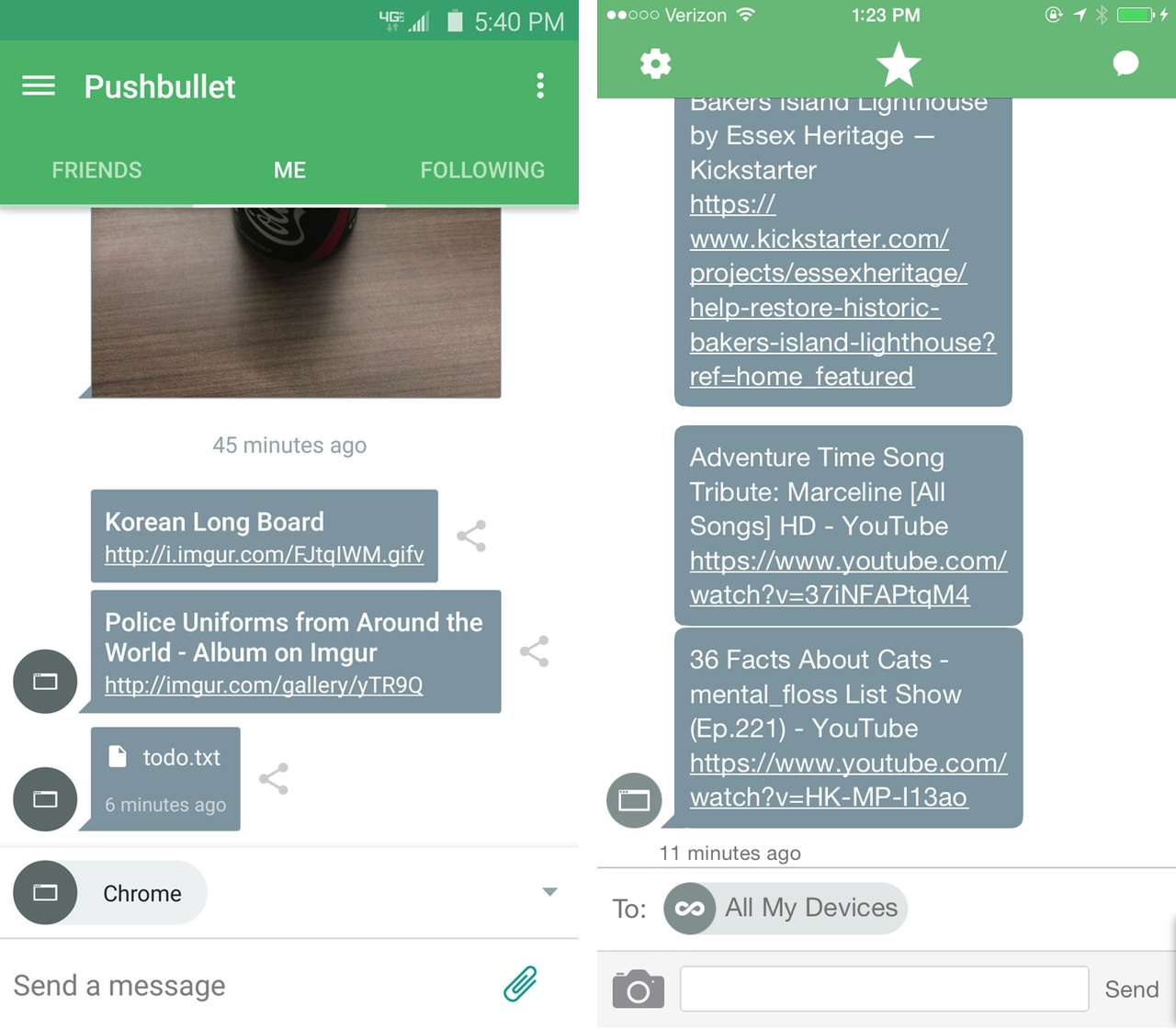 Pushbullet introduces new premium Pro tier, shifts features
