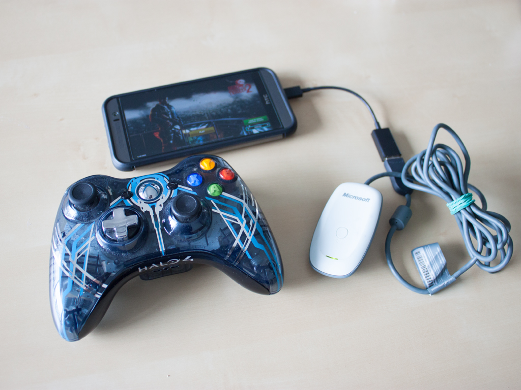 How to turn a Wii or Xbox 360 controller into an Android gamepad ...