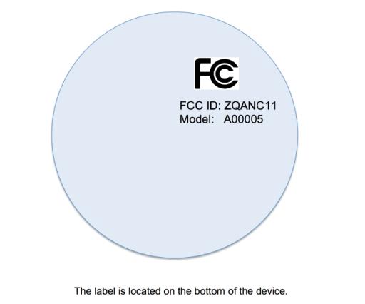 Dropcam FCC
