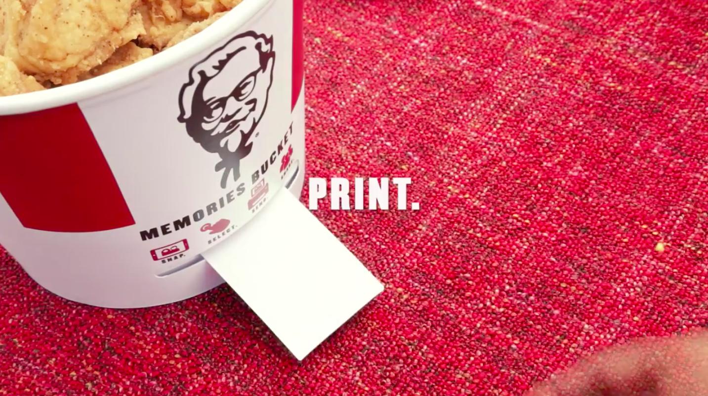 KFC Bluetooth Bucket