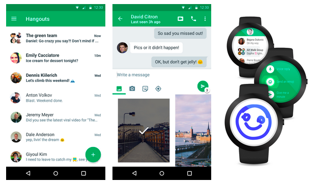 hangouts4android
