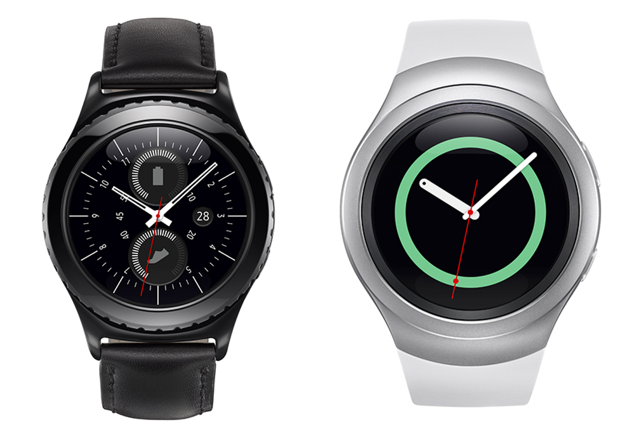 Samsung Gear S2 and S2 Classic now available to pre-order ...
