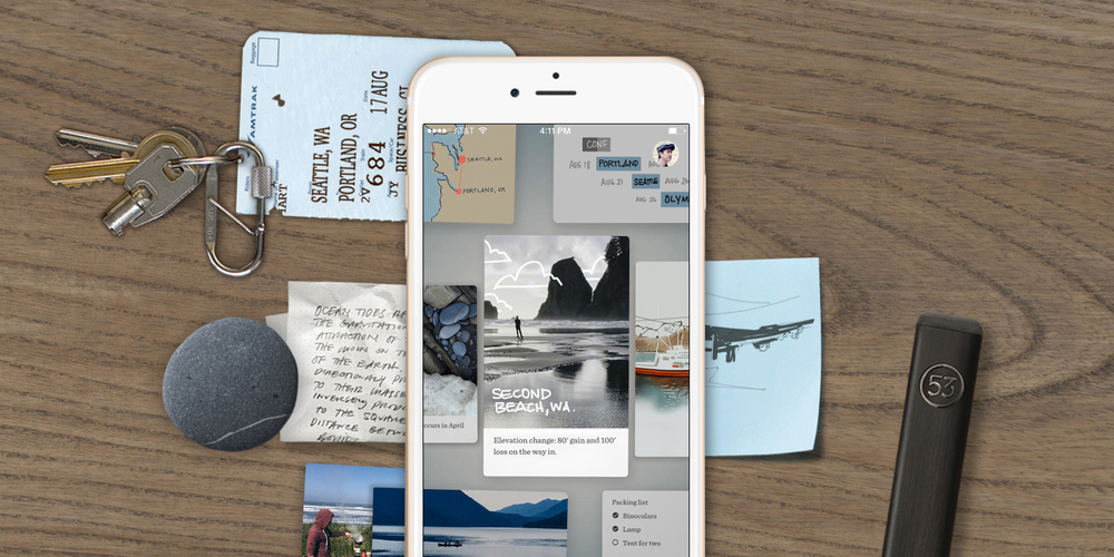 Paper for iPhone