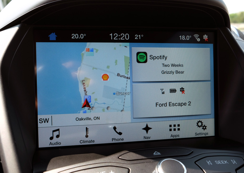 Ford Sync 3 Hands On Review Smarter Cars From The Inside