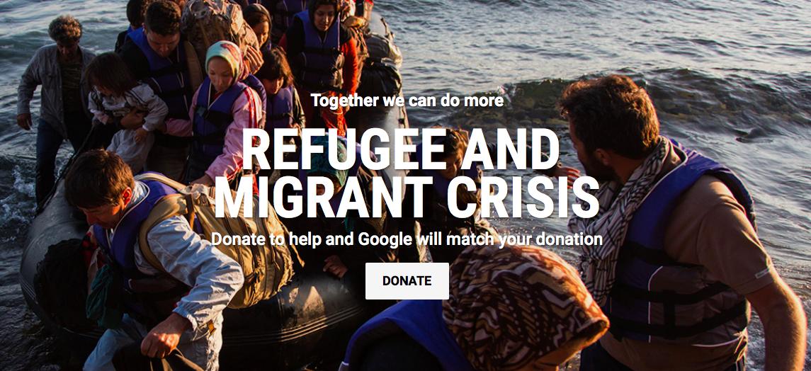 Google Refugee Crisis