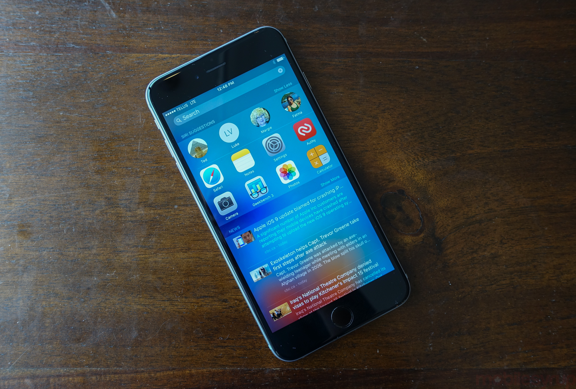 iPhone 6s and iPhone 6s Plus review | MobileSyrup