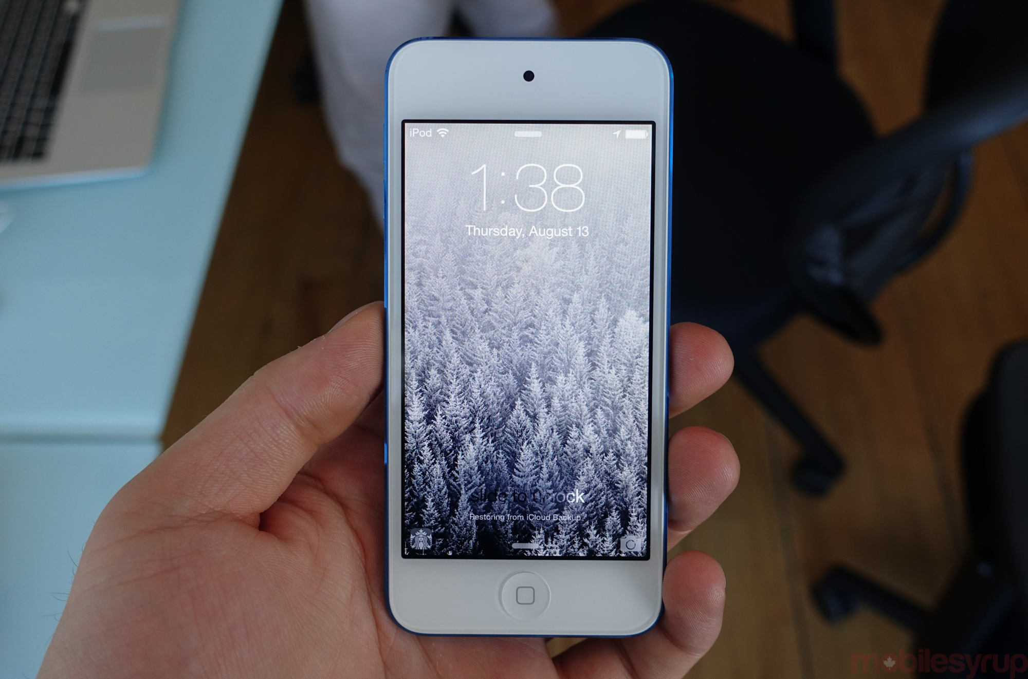 Ipod 6 review
