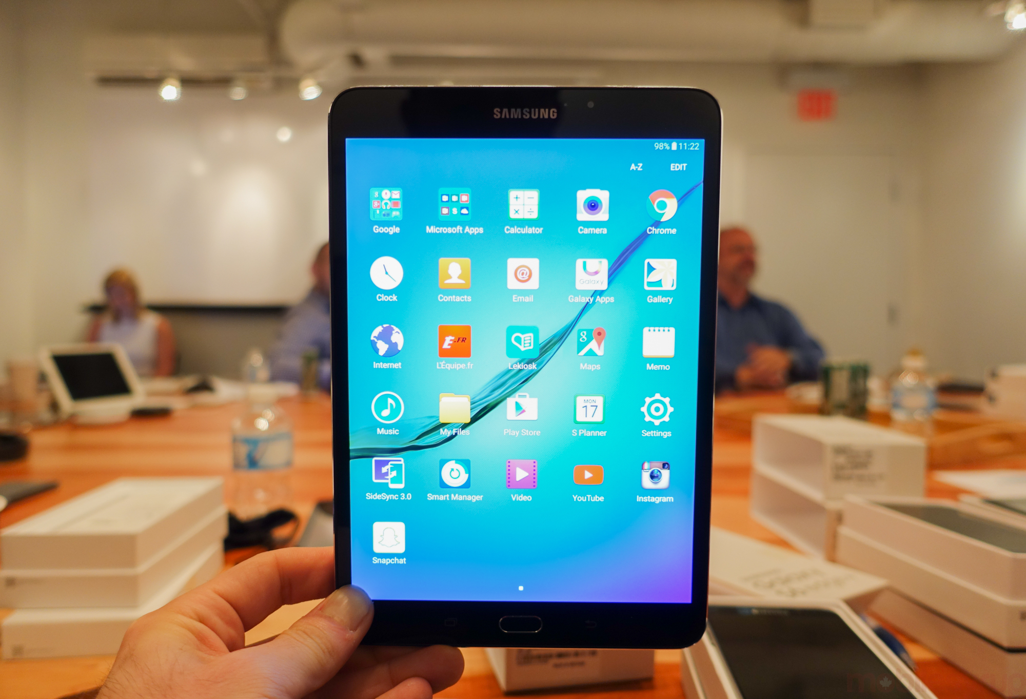Samsung Galaxy Tab S2 Marshmallow update now available in