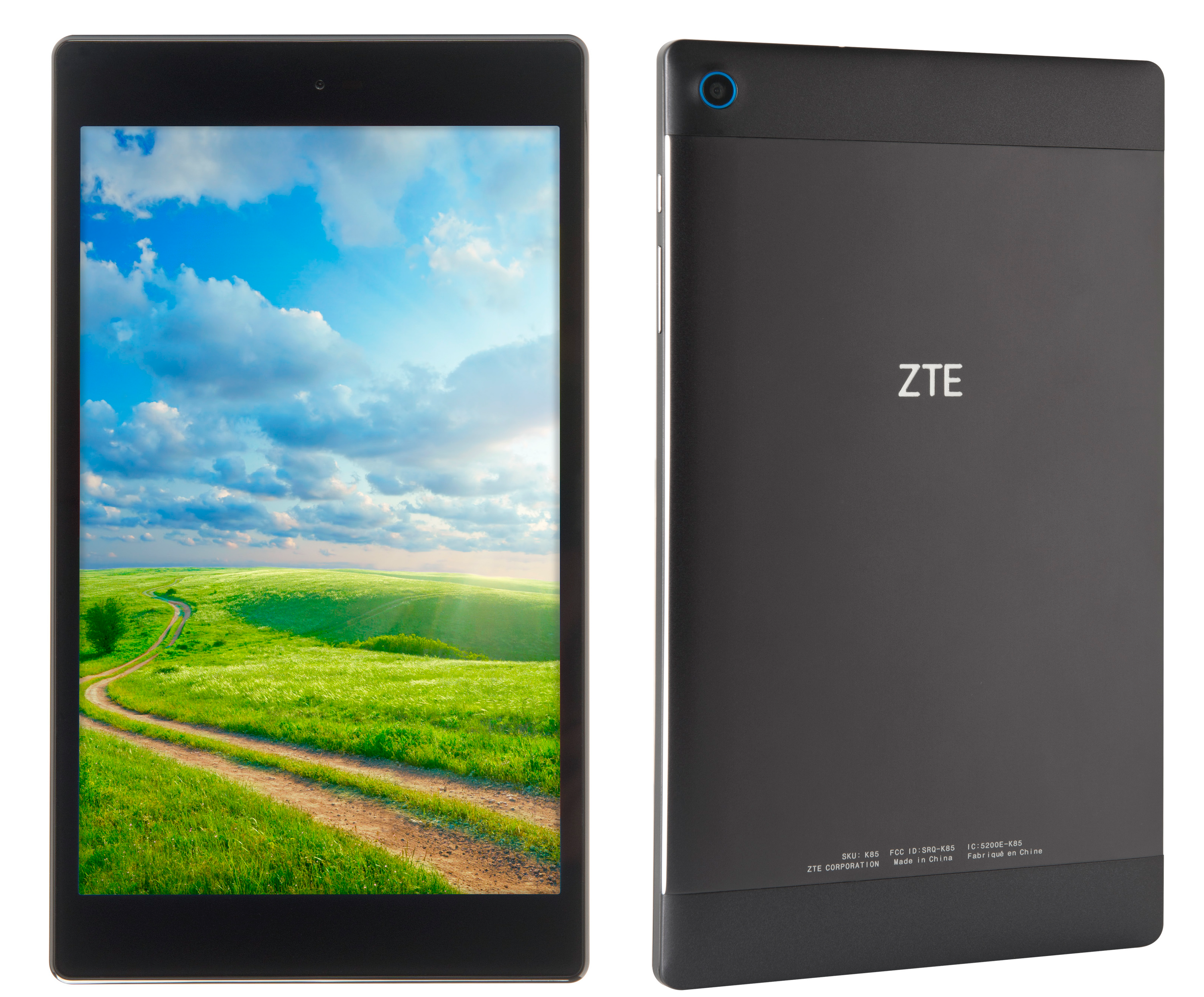 quality design 58394 3dd5e ZTE's Grand X View tablet is a decent little performer, launches on ...