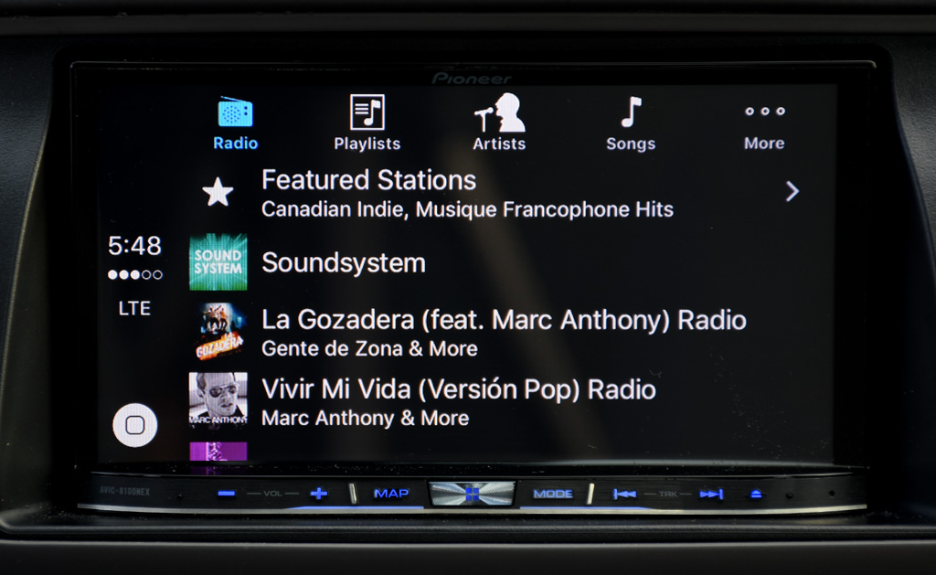 Apple Music CarPlay_1