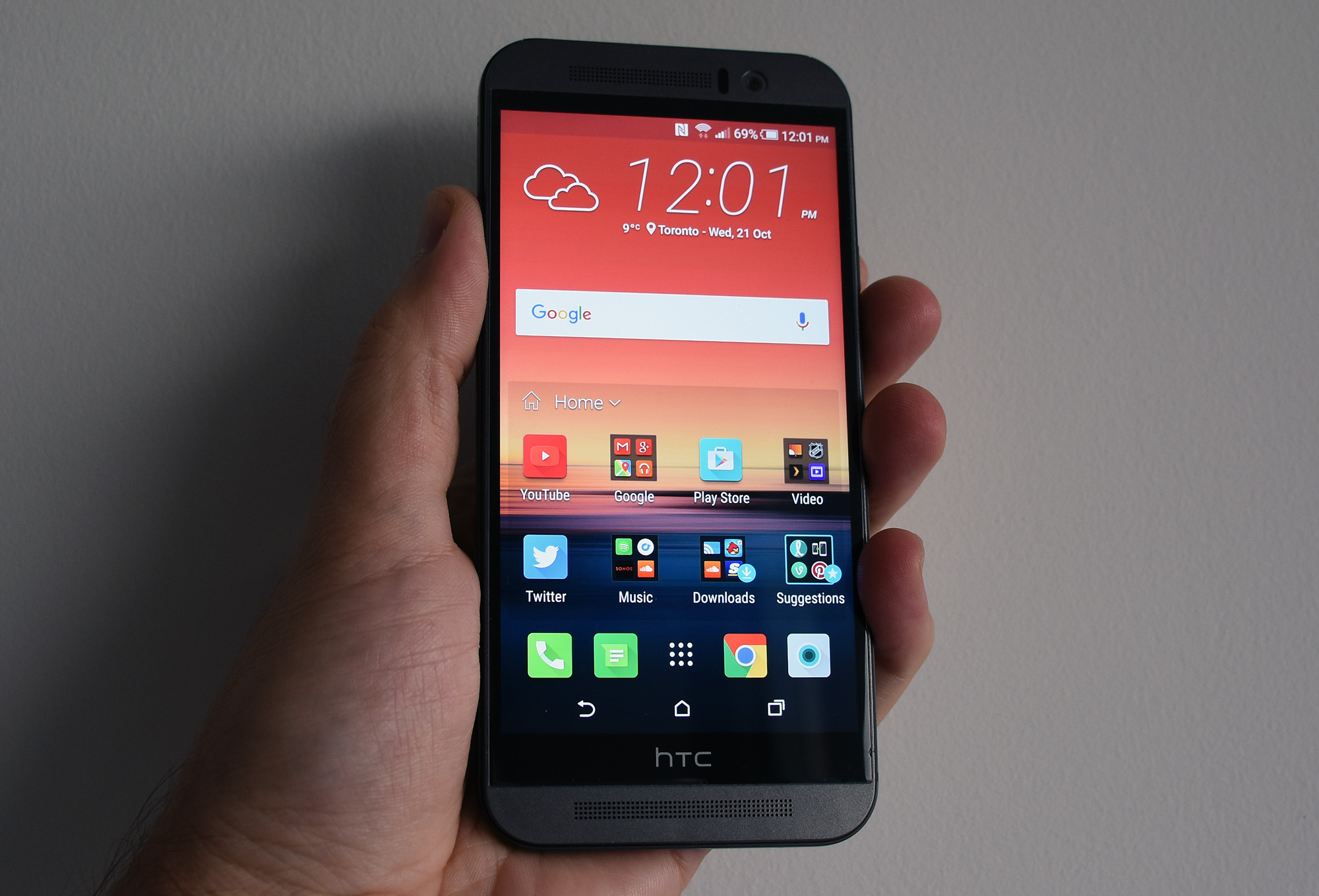 The Htc One M9 Six Months Later Mobilesyrup