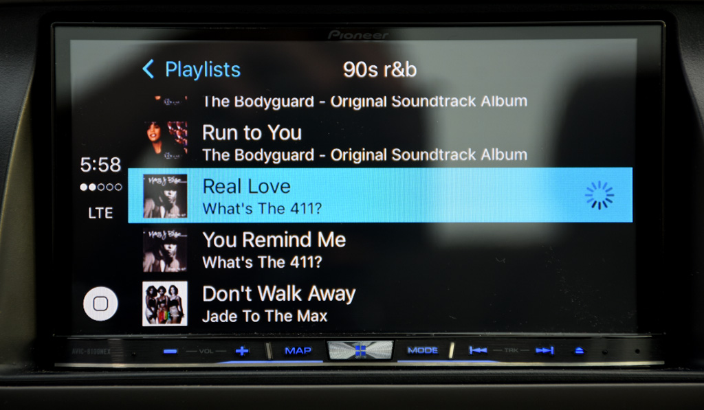 Rdio CarPlay_1