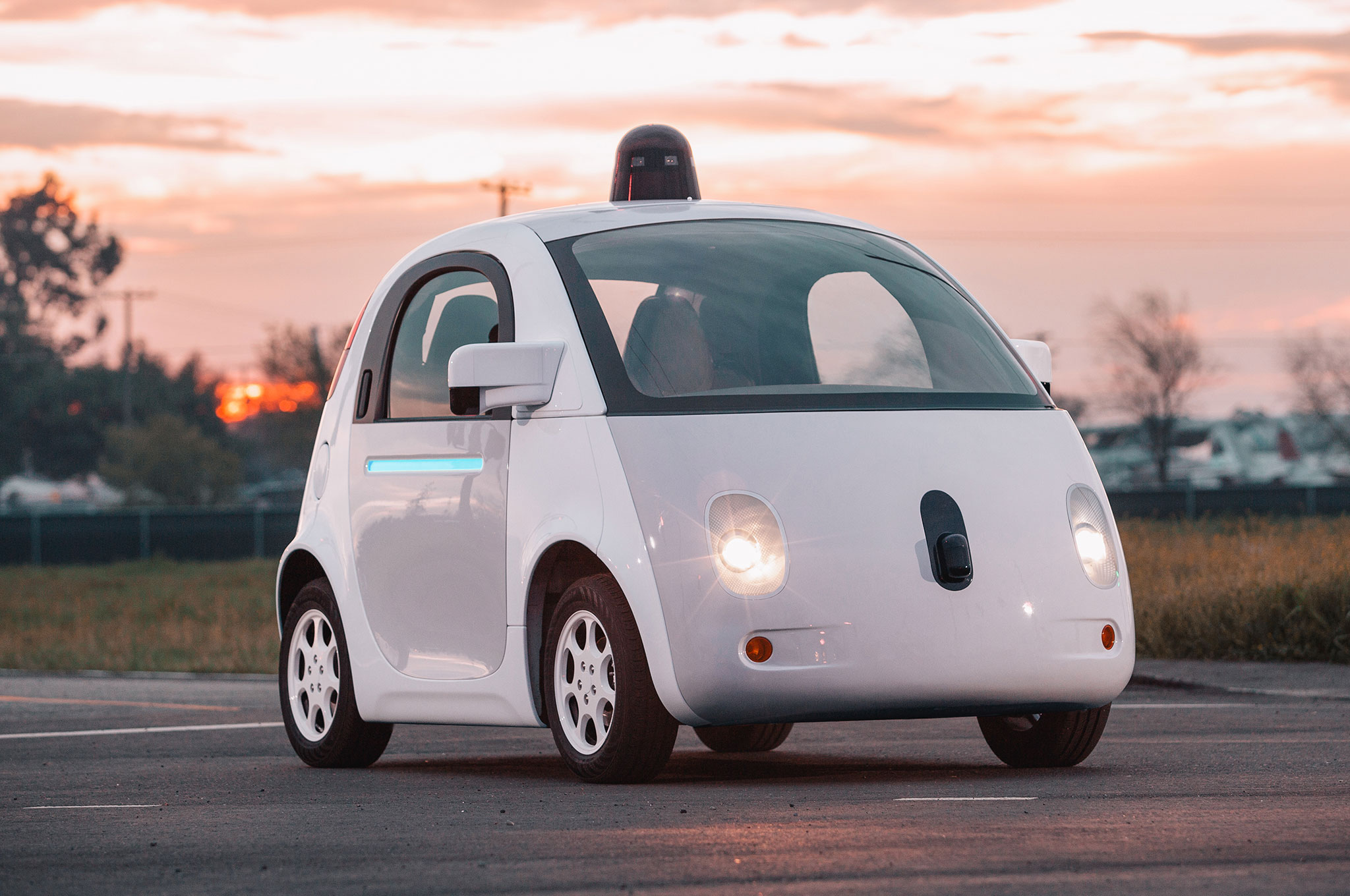 What Is Google Self Driving Car