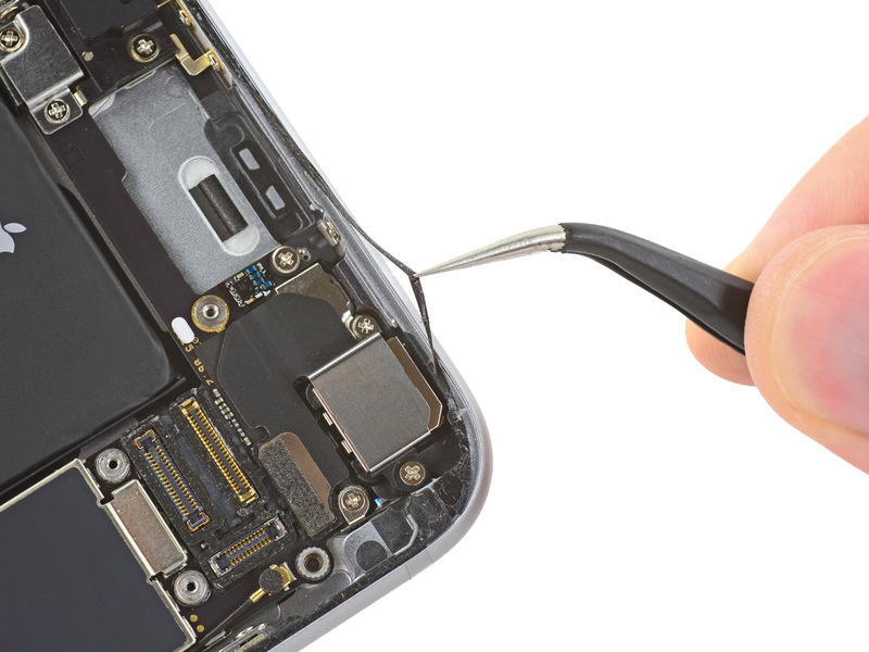 iFixit iPhone 6s teardown