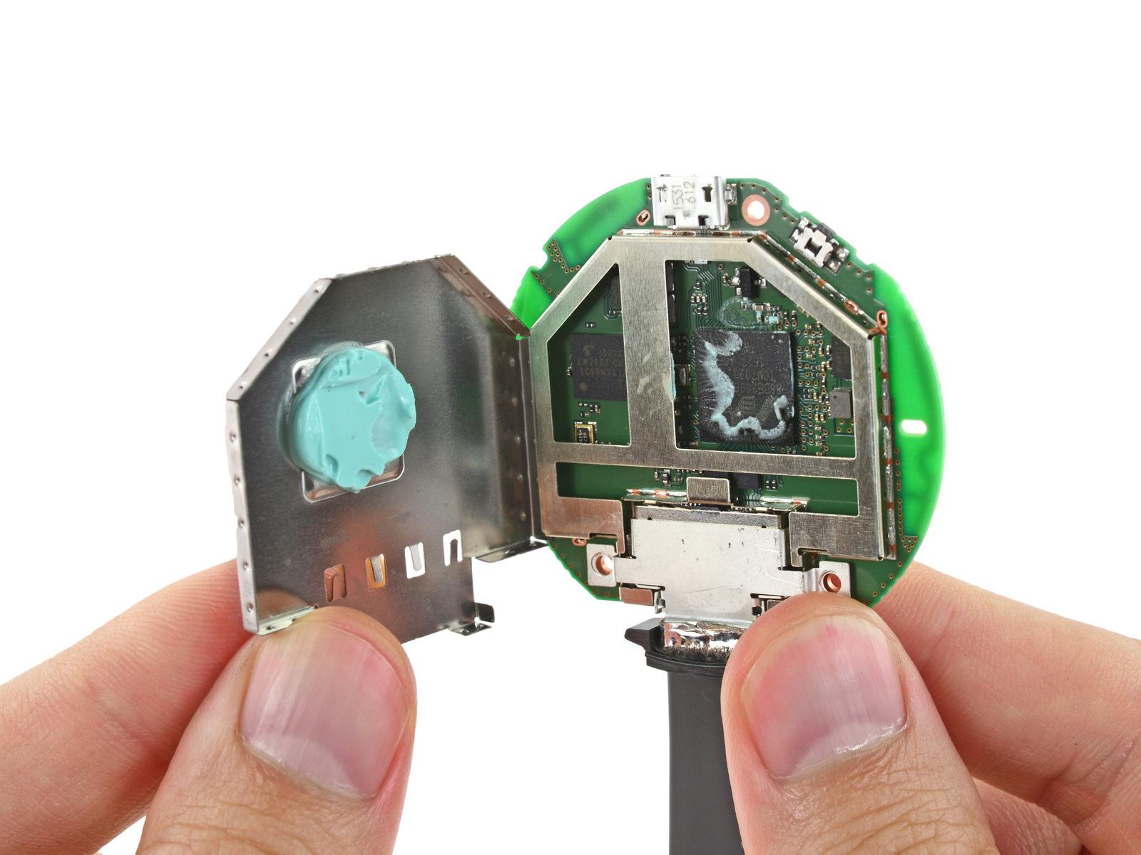 Chromecast iFixit