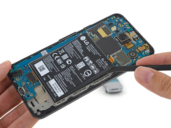 iFixit teardown reveals the Nexus 5X can be easily repaired