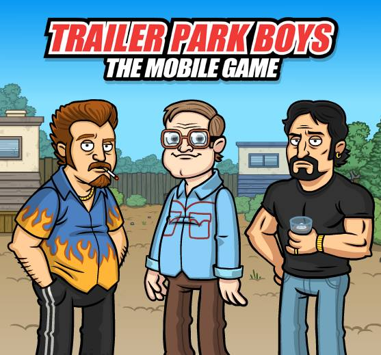 Trailer Park Boys Mobile Game Thumbnail