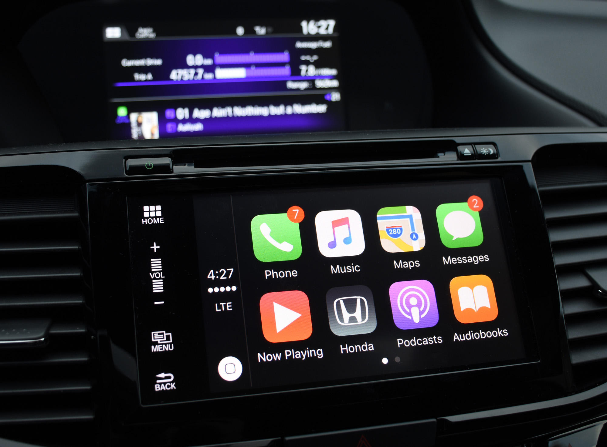 Review: HondaLink embraces CarPlay and Android Auto