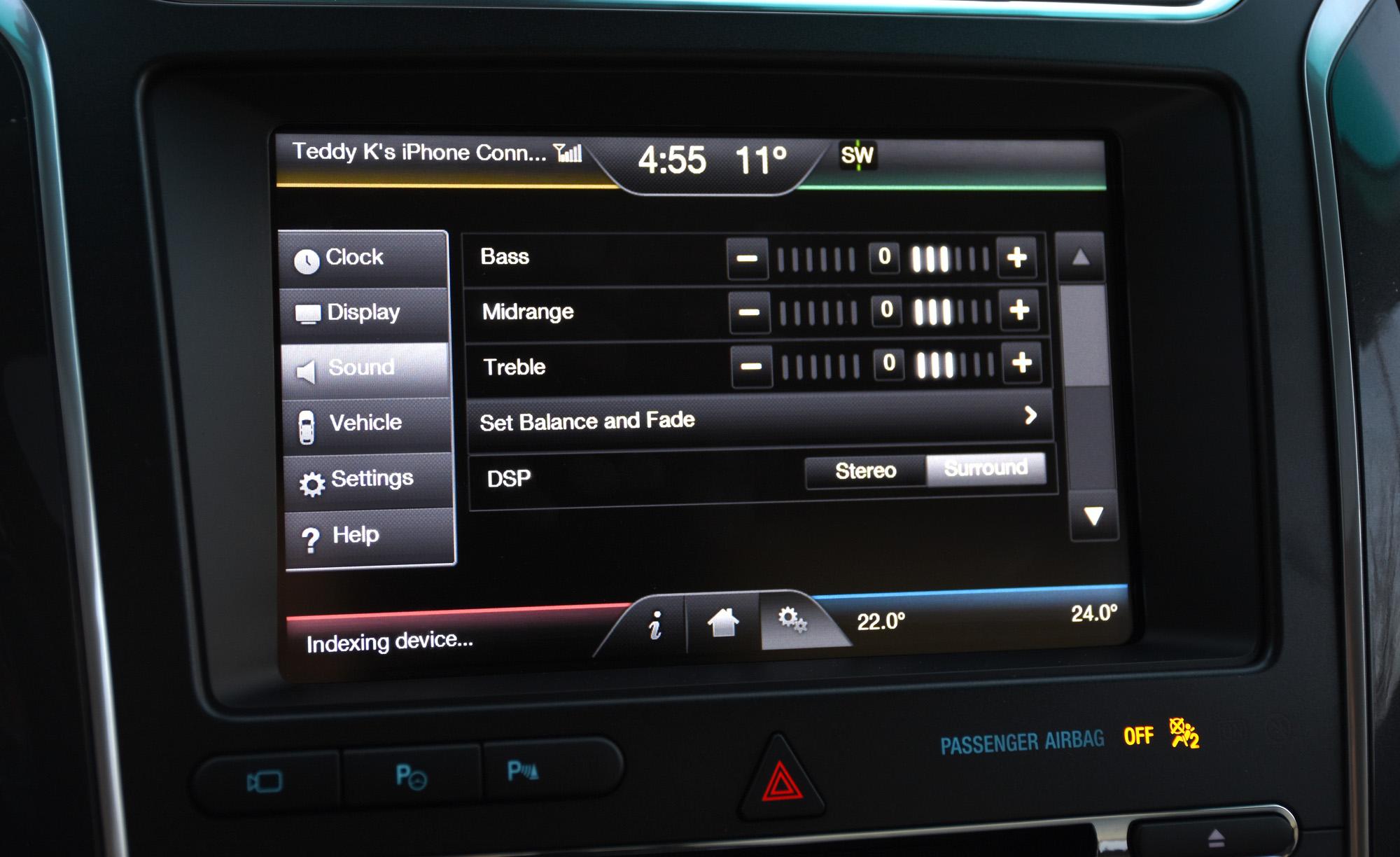 Ford Platinum settings_1