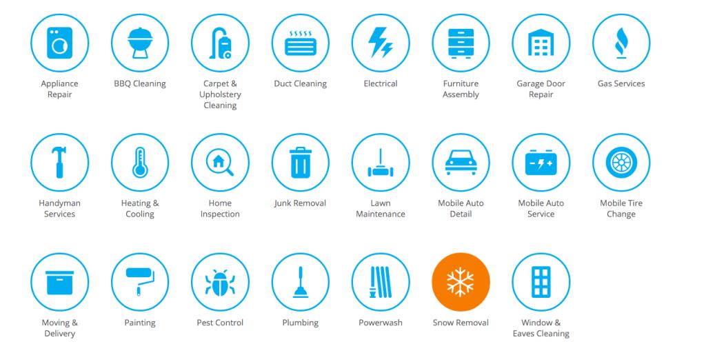 Electrical Service App