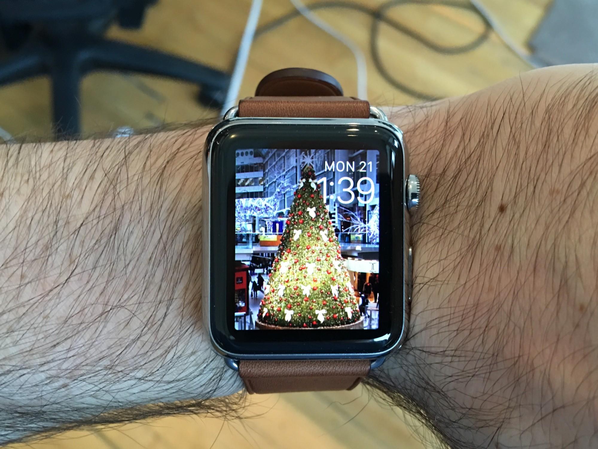 applewatchchristmas
