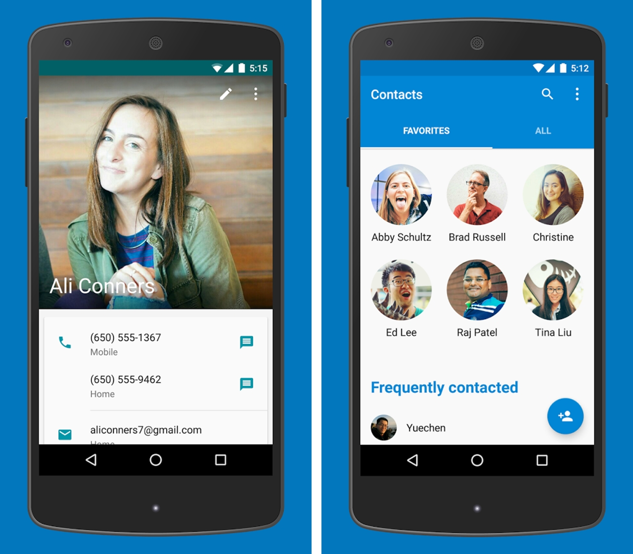 Google Phone and Contacts apps now available to download from the