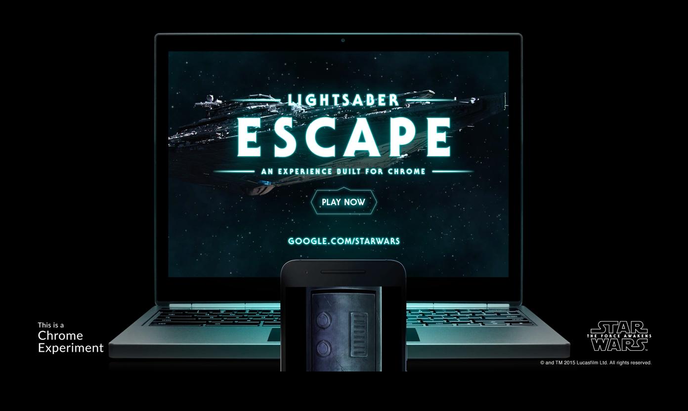 Star Wars Chrome Game