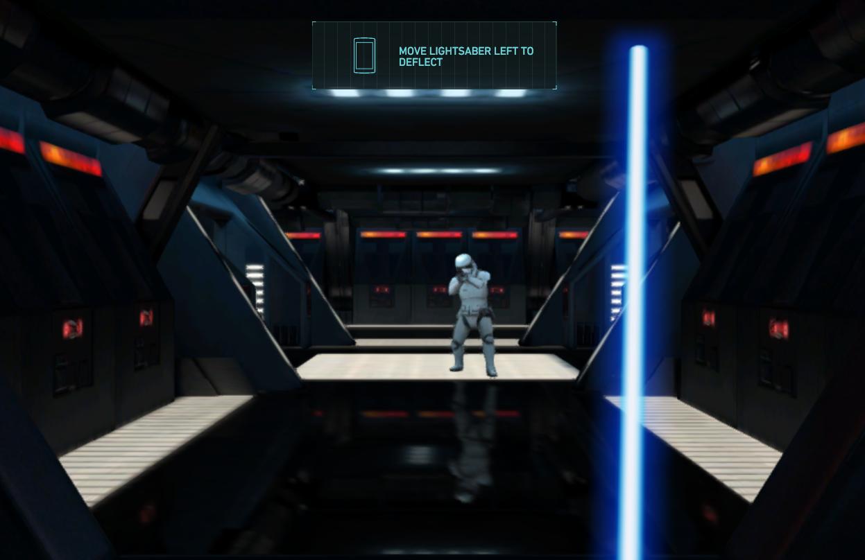 Google Star Wars thing