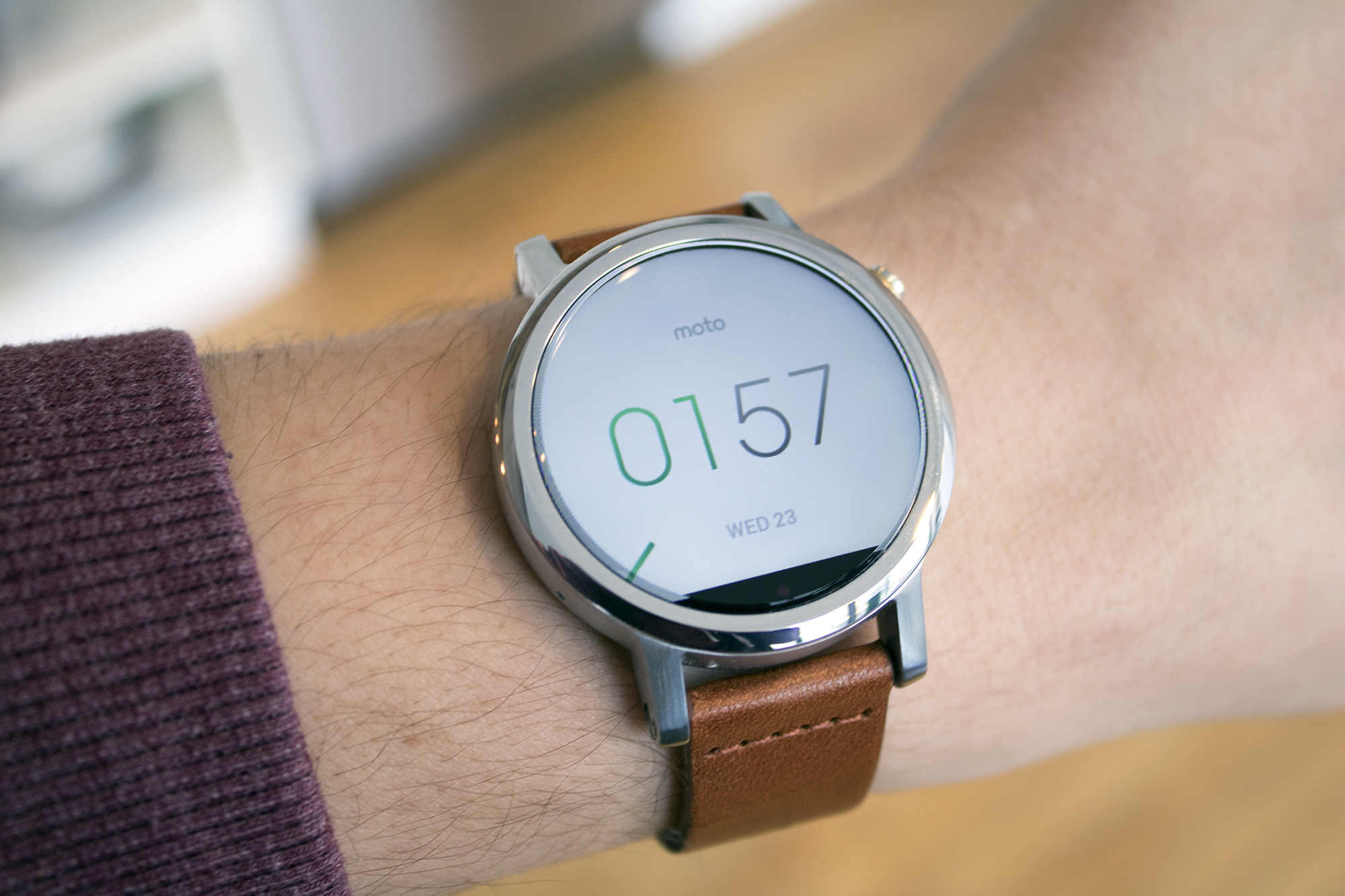 5 reasons to love the new Moto 360 smartwatch