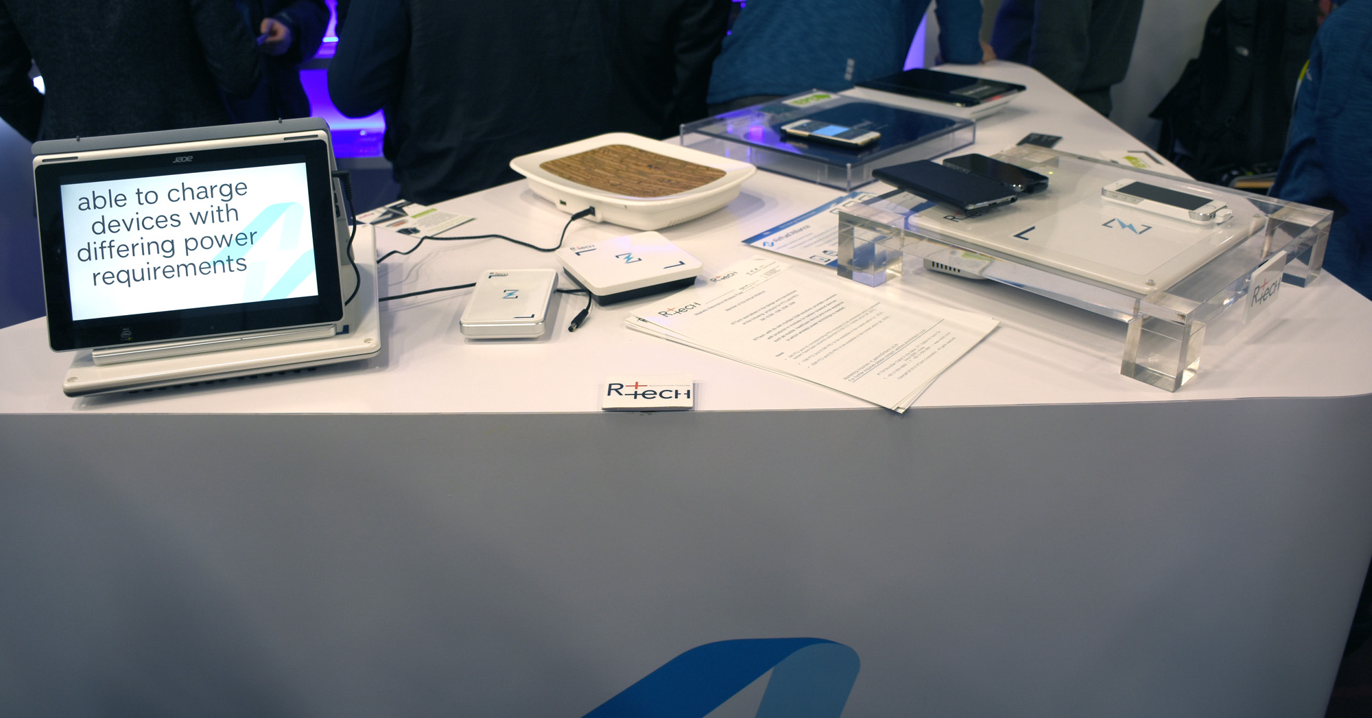 AirFuel charging table_1