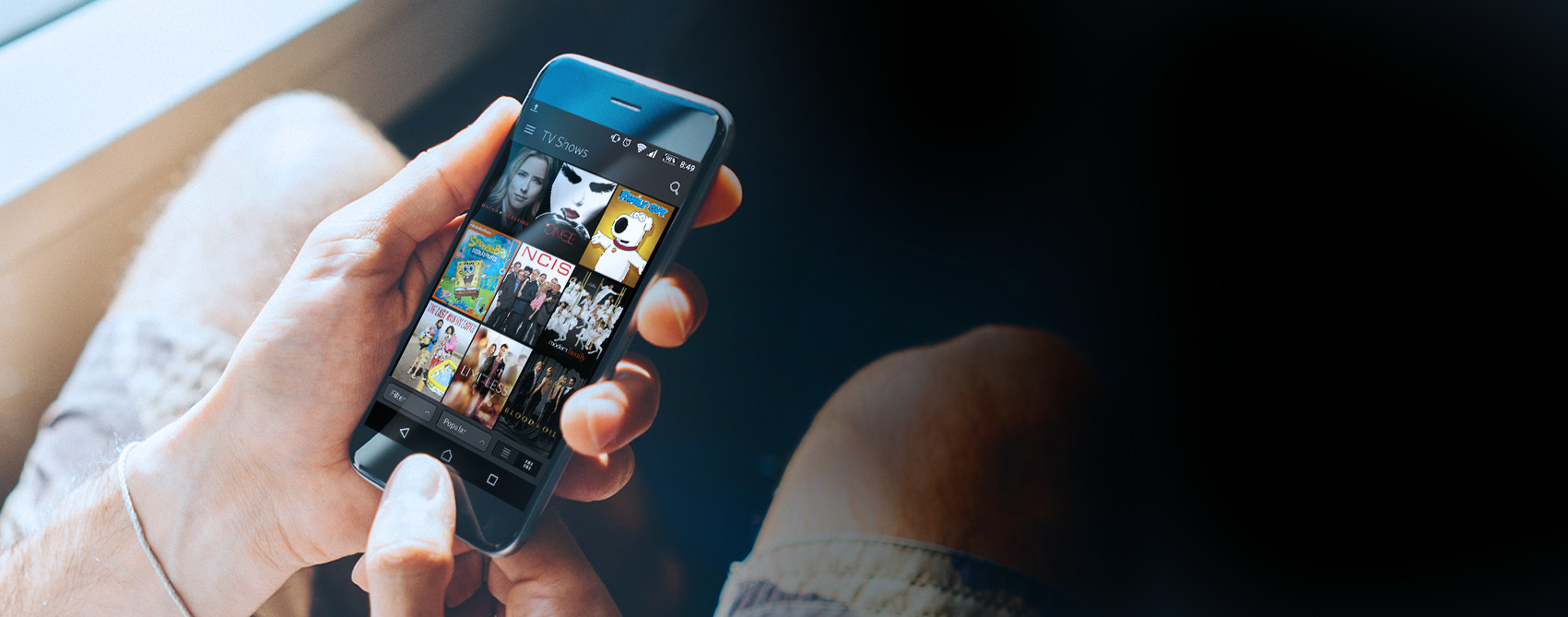 Shaw launches app for television subscribers to watch live