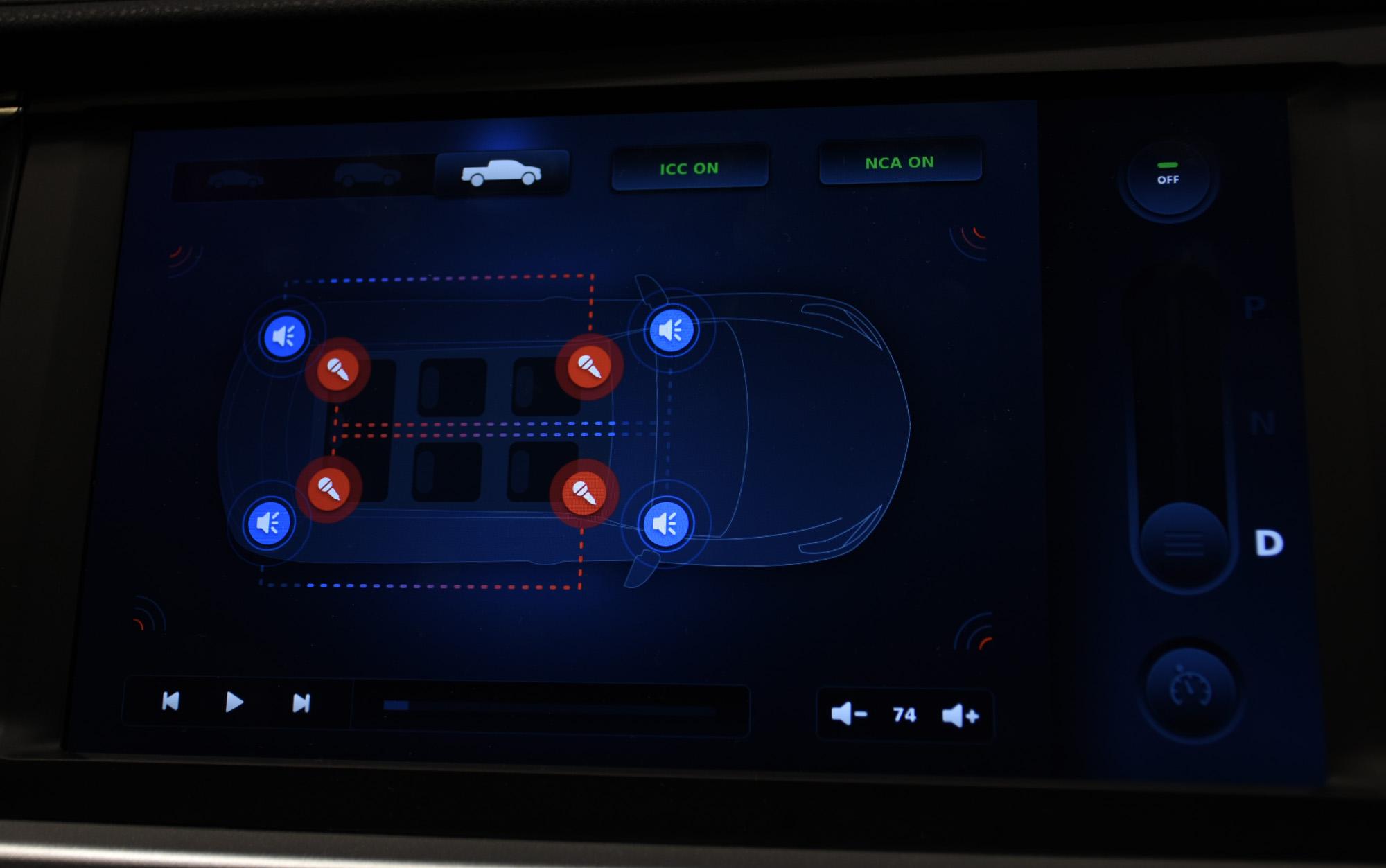 QNX in-car acoustics screen_1