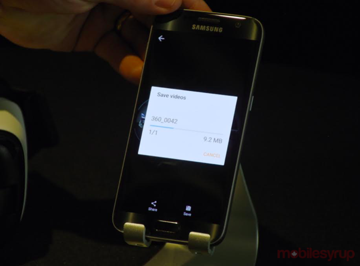 Samsung Gear 3601