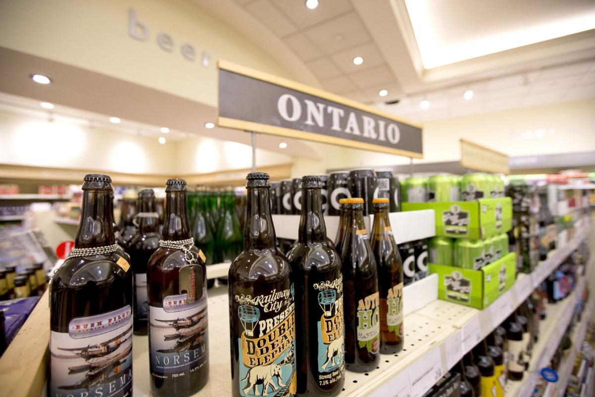 Liquor Control Board of Ontario